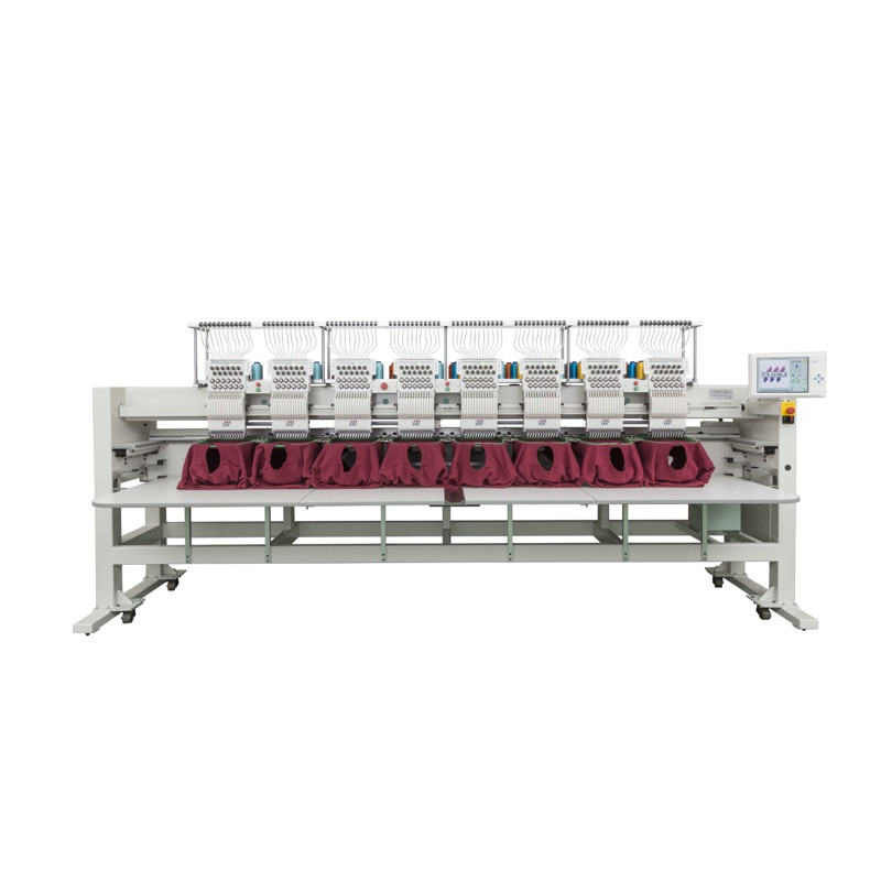 multihead embroidery machine tajima