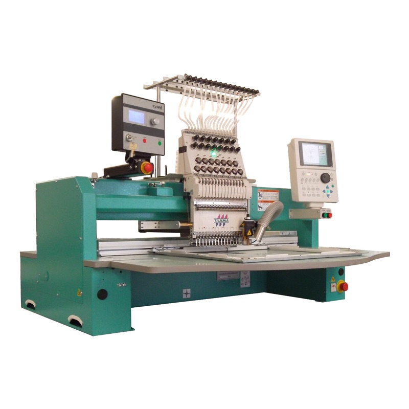 Tajima single head laser embroidery machine