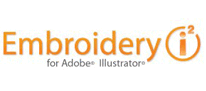 embroidery i2 for adobe illustrator logo